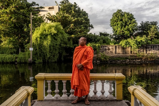 The monk, Luon Sovath, was the victim of a smear campaign this summer that relied on fake claims and hastily assembled social media accounts designed to discredit an outspoken critic of the country's authoritarian policies. (New York Times)