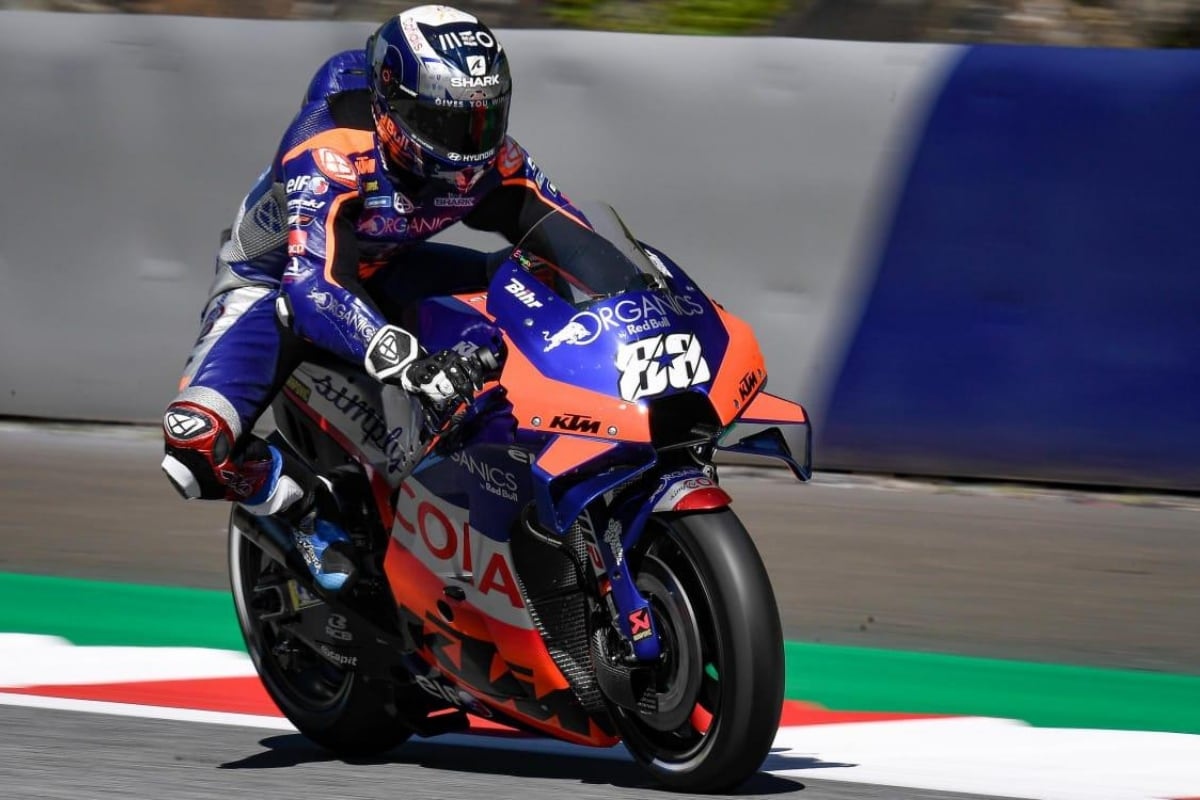 Miguel Oliveira Gets First Motogp Win At Styrian Grand Prix In Exhilarating Race