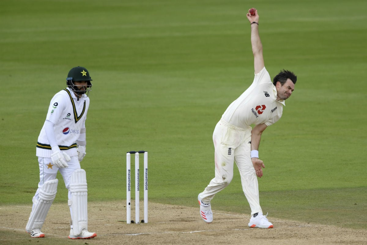 England vs Pakistan: More Frustration For James Anderson As Pakistan Holds Firm