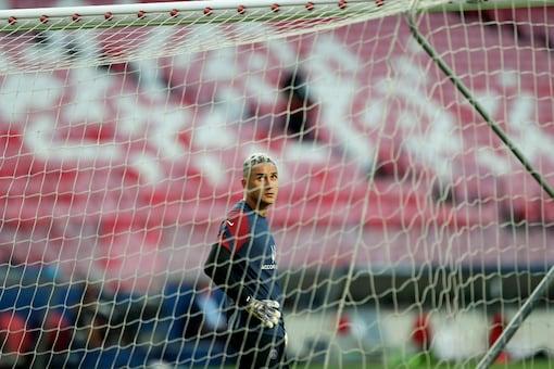 Keylor Navas is back in PSG line-up. (Photo Credit: AP)