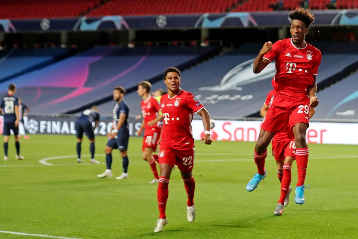 Bayern Munich Vs Psg Highlights Uefa Champions League 2020 Final Bayern Win 6th European Crown