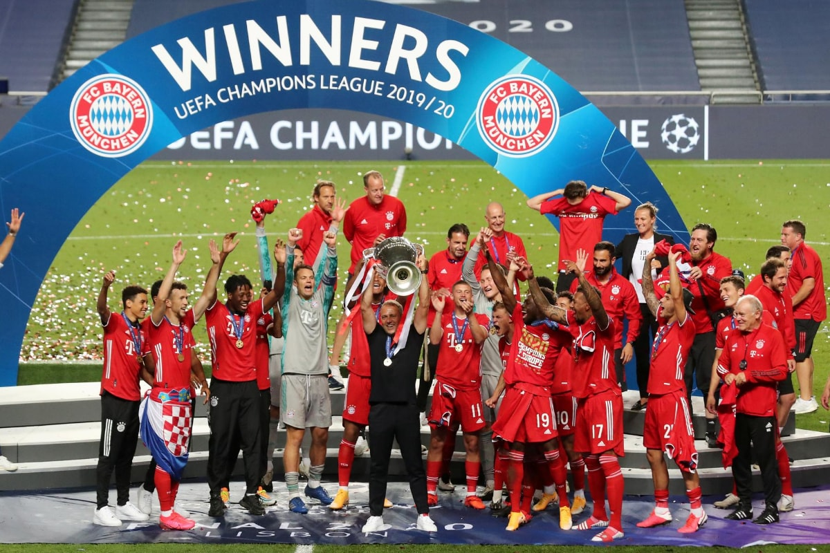 Bayern Champions League Trikot 16 17