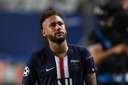 Neymar (Photo Credit: Reuters)