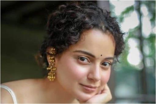 Actress Kangana Ranaut