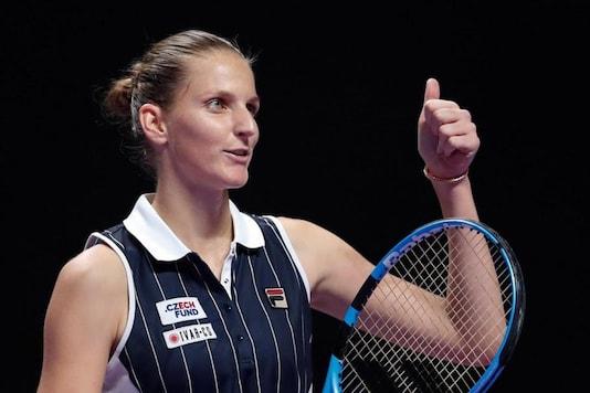 Karolina Pliskova (Photo Credit: AP)