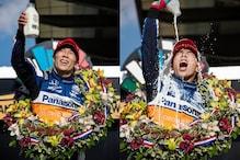 Japan's Takuma Sato Wins Indianapolis 500 as Race Ends Under Caution