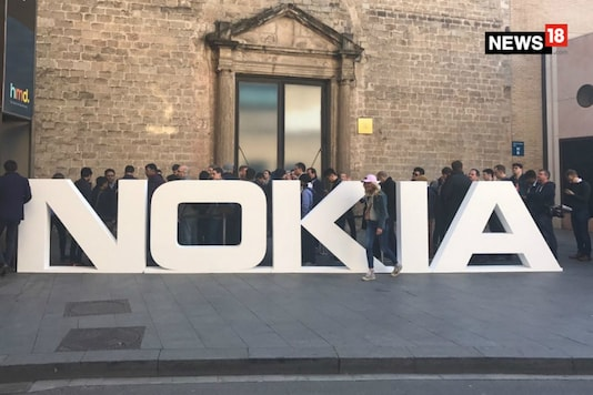 Nokia Logo. (Picture Source: News18)