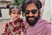 Yash's Daughter Ayra Bests Her Father's Expressions in This Cute Selfie