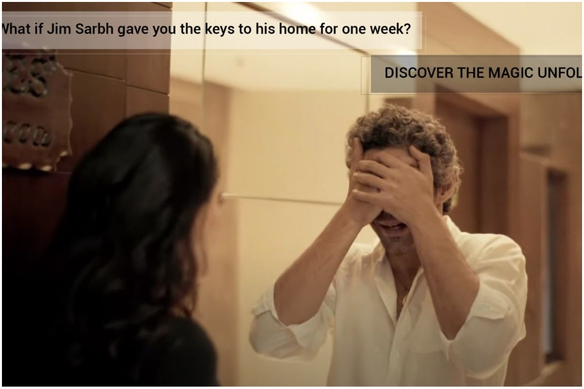 What If Jim Sarbh Gave You Keys to His House for a Week!