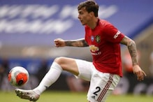 Manchester United 'Defender' Victor Lindelof Thanked By Police After Catching and Detaining a Thief