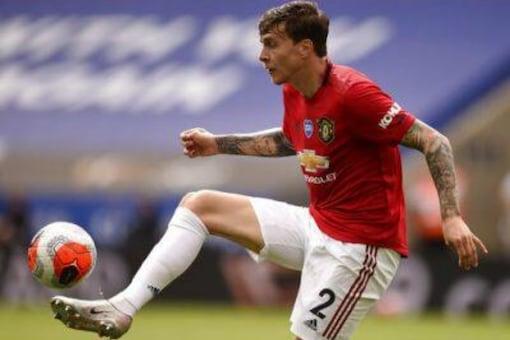 Manchester United's Victor Lindelof (Photo Credit: AP)