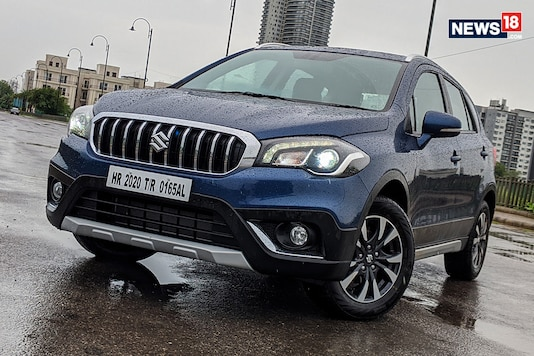 2020 Maruti Suzuki S-Cross 1.5 Petrol. (Photo: Manav Sinha/News18.com)