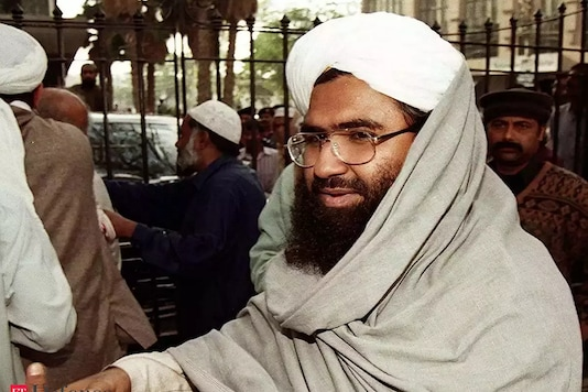 File image of Jaish chief Masood Azhar.