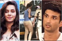 Sushant's PR Person is 'Mystery Girl' Spotted Outside His Home, Says Shibani Dandekar