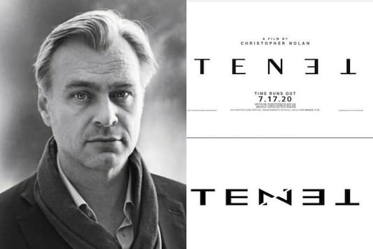 How Christopher Nolan Responded to Plagiarism Complaint by Bike Company Over Tenet Logo
