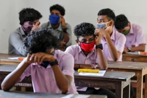 Students across the country have called for a delay in entrance exams because of coronavirus.