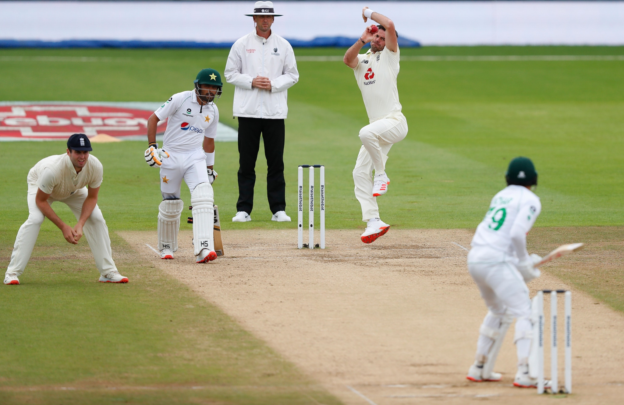 In Pics, James Anderson Takes Wicket Number 600 as England-Pakistan Play Out Draw