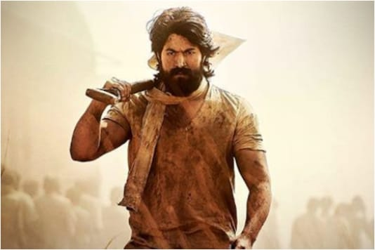 Yash as Rocky Bhai from 'KGF'