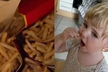 3-Year-Old Boy Orders Rs 2,600 Worth Of French Fries, Adds Tip For Fast Delivery
