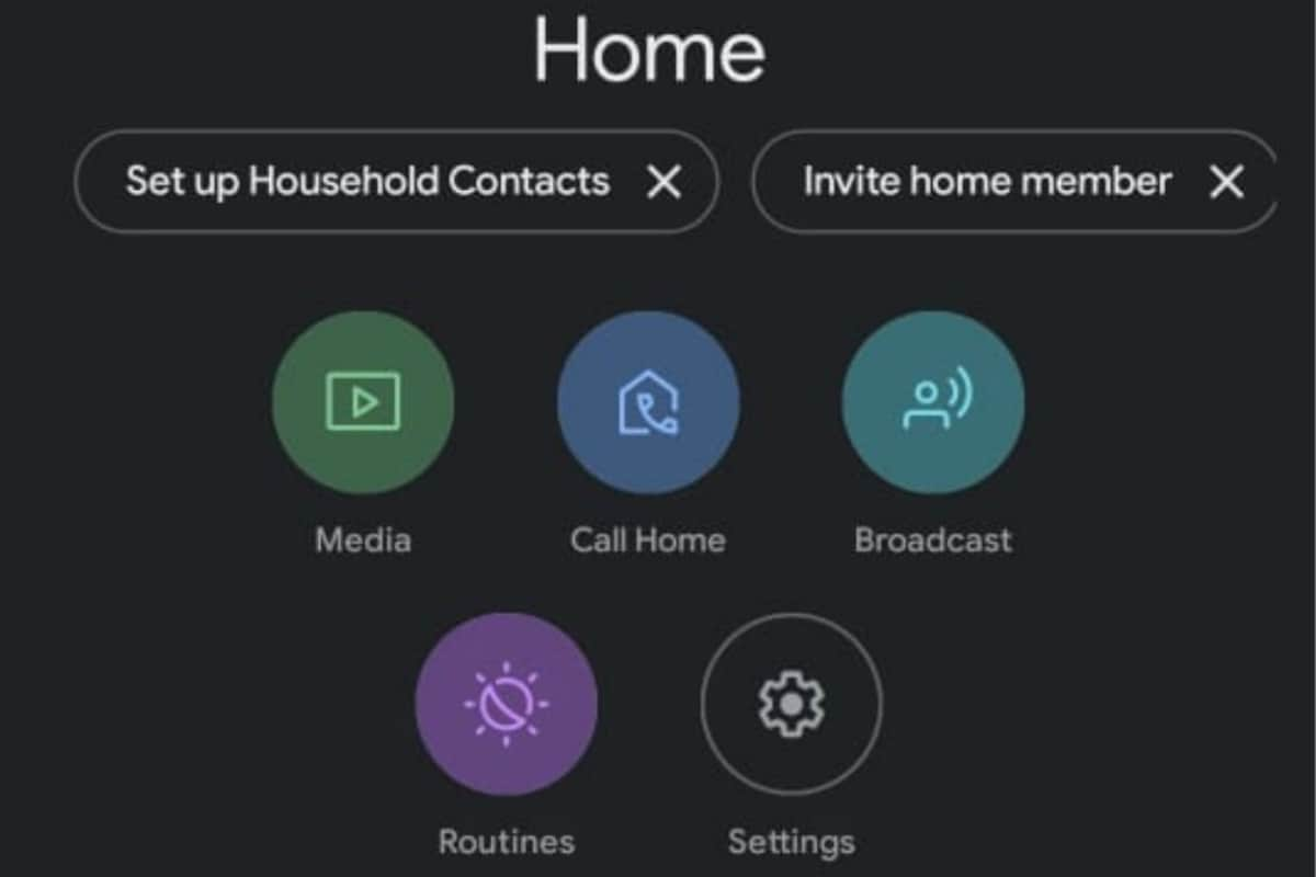 Google Home App Finally Gets Dark Mode, Unified Nest Camera Feed and More