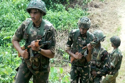 The YMA alleged that Assam Rifles personnel had molested two women at Sesih village in Champhai district in Mizoram along the India-Myanmar border on August 15. (Representational Image: PTI)