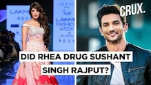Rhea's WhatsApp Chats Hint Towards 'Drug Conspiracy' In Sushant's Death Case