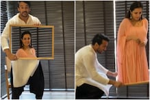 Fans Wonder if Anita Hassanandani is Pregnant After Husband Rohit Reddy Posts Magic Trick Video