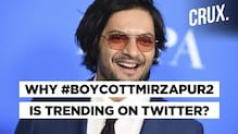 Netizens Are Angry With Ali Fazal