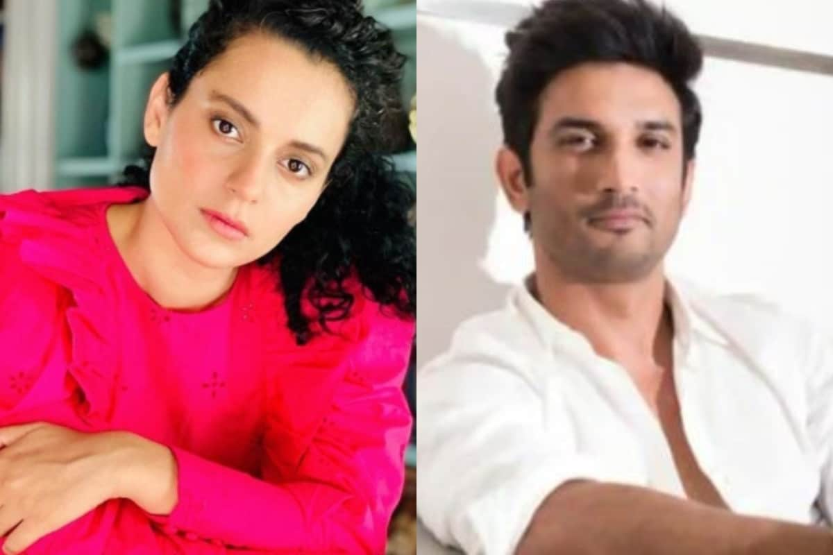 'First Time Bullywood Mafia Wishing Sushant Singh Rajput Wasn't Killed', Writes Kangana Ranaut