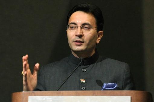 File photo of Congress leader Jitin Prasada