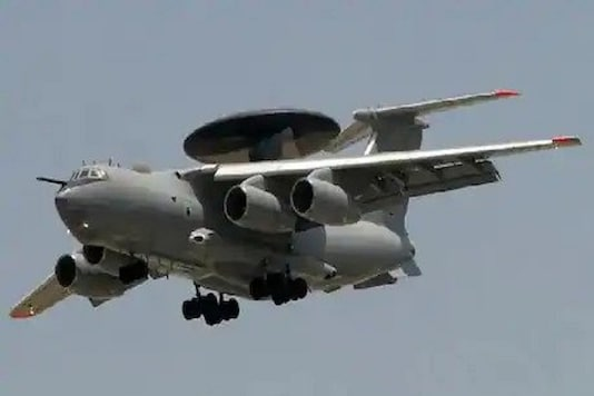 Besides the Israeli AWACS, the IAF currently operates two indigenously developed airborne early Warning and control system developed by the DRDO.