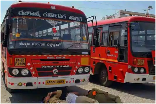 KSRTC has turned an old, unused bus into a public toilet for women | Image for representation | Credit: PTI