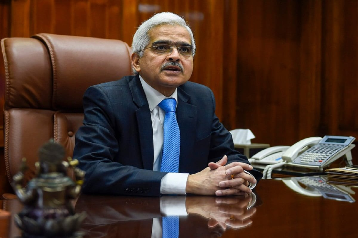 RBI Governor Shaktikanta Das Tests Covid-19 Positive, Says He's Asymptomatic and Will 'Work from Isolation'