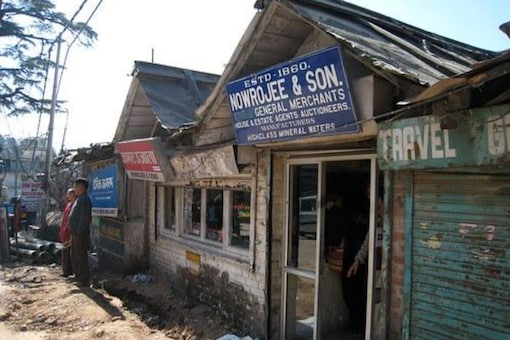 File image of Nowrojee and Sons General Store in Himachal Pradesh.