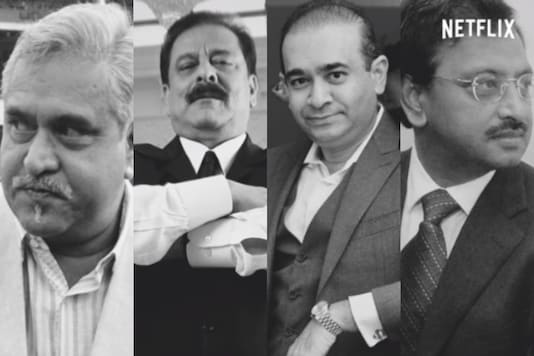 'Bad Boy Billionaires: India' is said to be based on the 'rise and fall' of India's many infamous billionaires.
