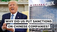 Will US Sanctions On Chinese Companies Effect Xi Jinping's Belt And Road Initiative?