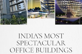 Largest & Coolest Office Campuses in India - In Pics