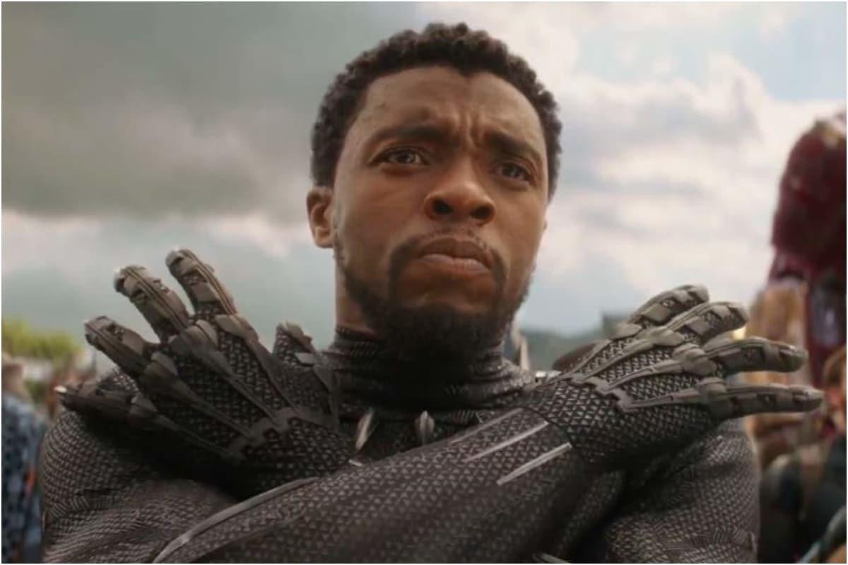 Chadwick Boseman Passes Away Wakanda Forever Write Fans Remembering The Black Panther Actor