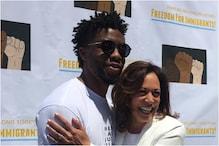 Chadwick Boseman Gave a Shoutout to Kamala Harris in Last Social Media Post