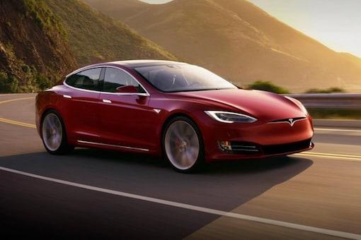 Tesla Model S. (Photo: AFP Relaxnews)