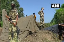 BSF Detects Tunnel along India-Pakistan Border in Jammu, Major Search Operation Launched