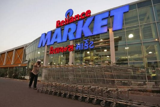 Reliance Retail currently operates close to 11,784 stores across the country. (Phoro: Reuters)