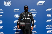 Lewis Hamilton Gives Tribute to Chadwick Boseman by Claiming Stunning Pole at Belgian GP