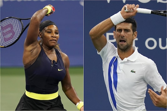 Novak Djokovic Serena Williams Chase Tennis History In Us Open Covid Bubble