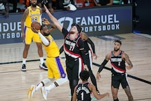 NBA Playoffs: LeBron James Inspires LA Lakers to 131-122 Win Over Portland Trail Blazers