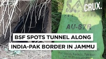 BSF Finds Tunnel, Sandbags With 'Karachi' Markings along India-Pak Border in Jammu