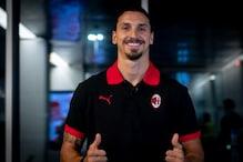 Zlatan Ibrahimovic Criticises Sweden Boss over Kulusevski Snub Against France