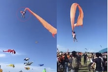 Up in the Air: 3-Year-Old Girl in Taiwan Gets Lifted Into the Sky By Kite, Rescued Safely