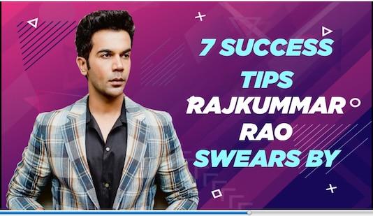 Rajkummar Rao | An Effortless Actor With Astute Choices