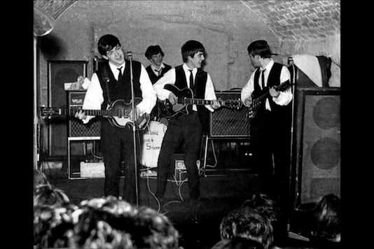 Photo: YouTube/ The Beatles Live at Cavern Club
